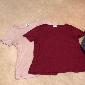👕 2 Old Navy Tops Size Large 👚